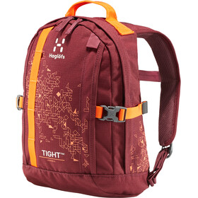 Haglöfs Tight Junior 8 Backpack Junior Aubergine/Cayenne